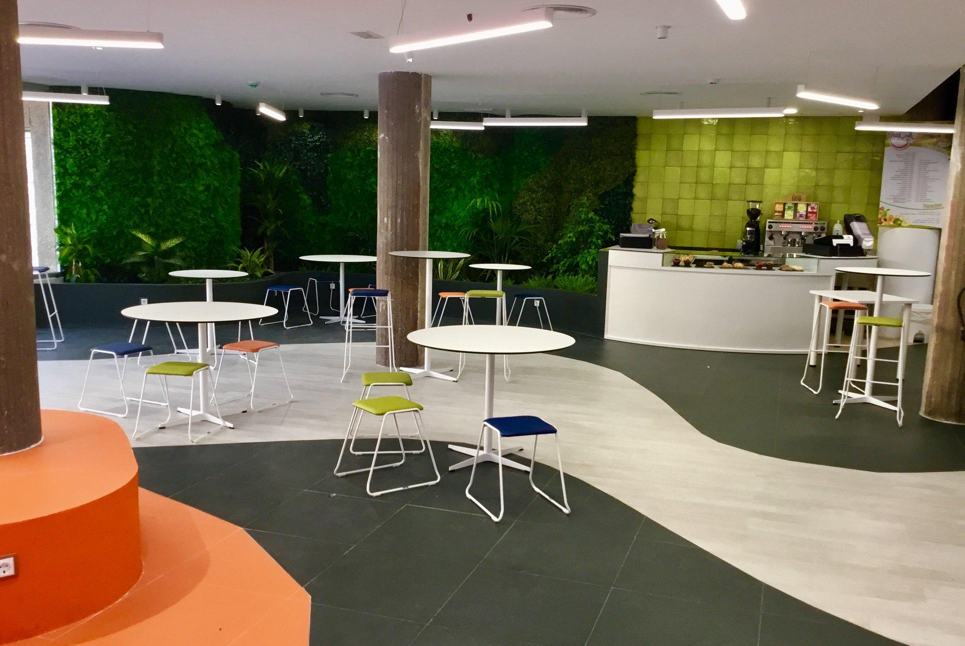 Nueva cafetería para el Colegio Joyfe