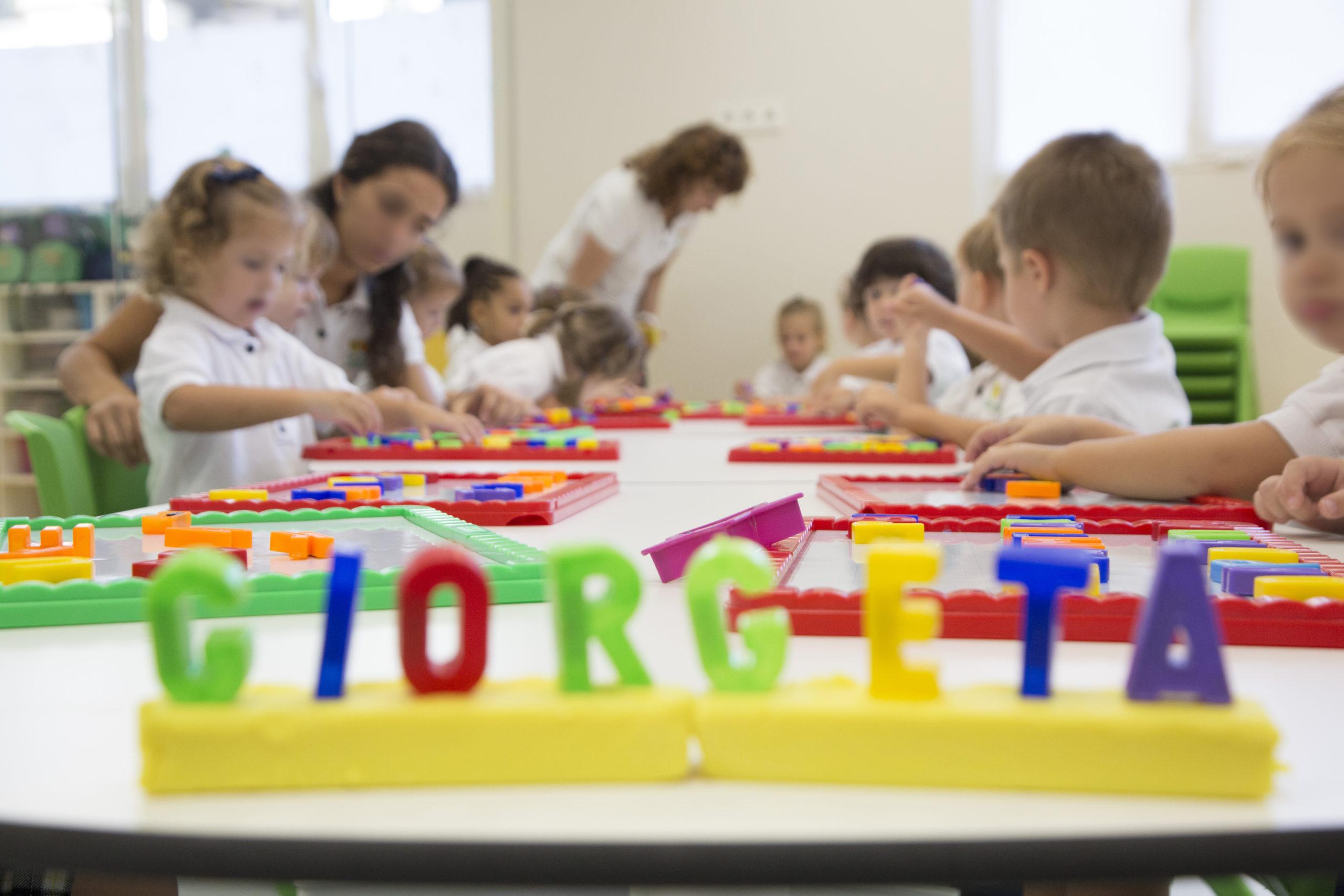 Centro de educación infantil GIORGETA