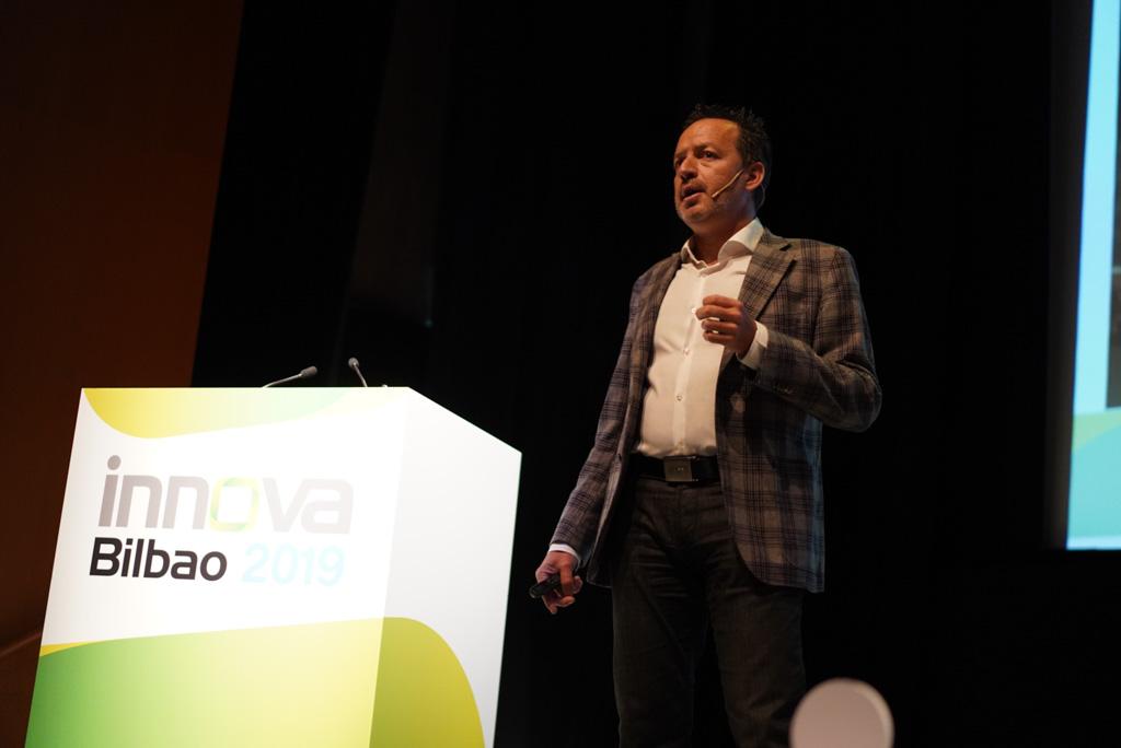 Ponencia en Innova Bilbao 2019